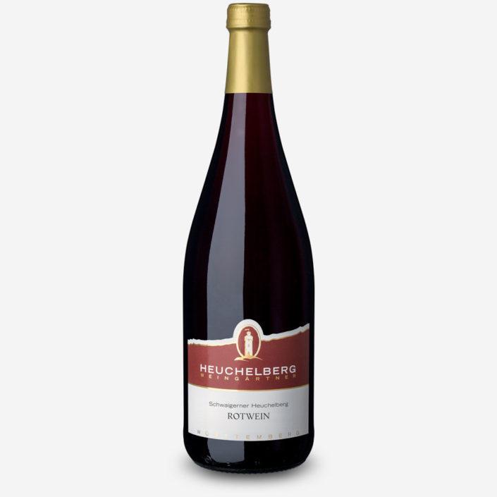 Cuvée rot, Rotwein halbtrocken