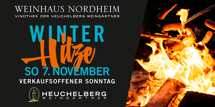 Winter-Hitze im Weinhaus Nordheim - on hold