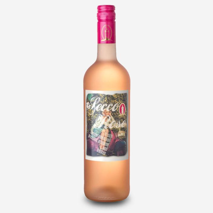 Cuvée rosé, Rosè trocken (Sekt / Secco)