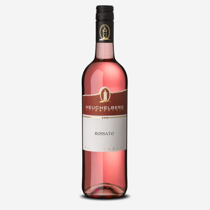Cuvée rosé, Rosè trocken