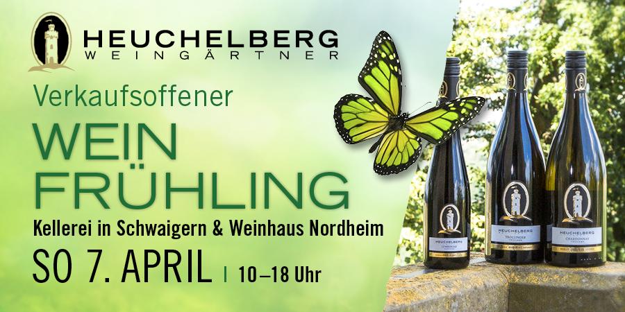 Bild zu Weinfrühling in Schwaigern und Nordheim