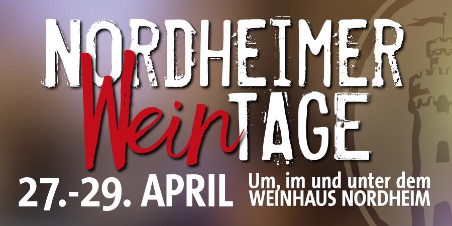 Bild zu Nordheimer Weintage – Im, um und unter dem Weinhaus Nordheim