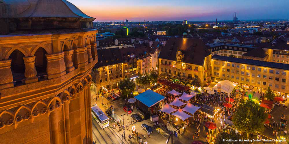 Bild zu Heilbronn Weindorf – Rund um's Rathaus